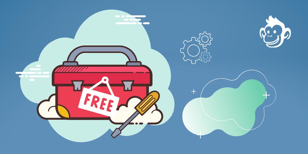 26個免費的中小企業行銷軟體工具- 0元增長的行銷技術