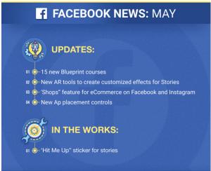 20205月社群媒體更新