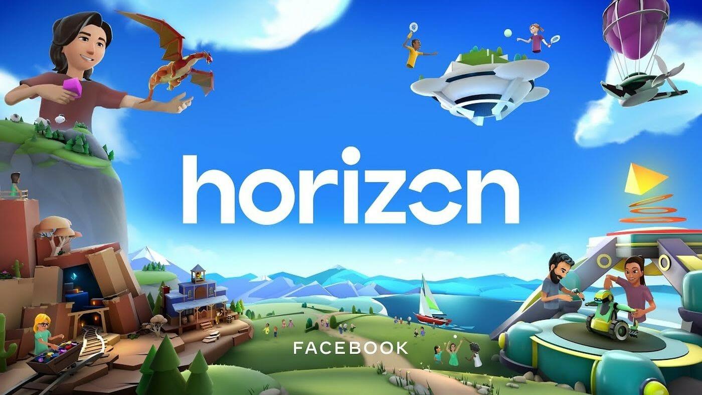 facebook horizon vr